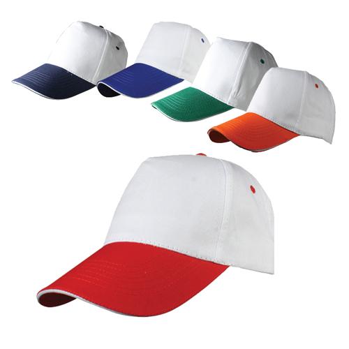 Pamuk Gabardin Şapka