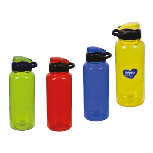 Şeffaf Plastik Matara
