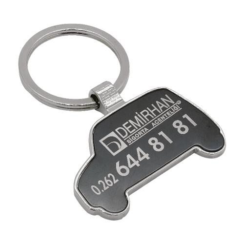 Metal Anahtarlık