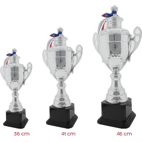 Gümüş 3'lü Kupa Set